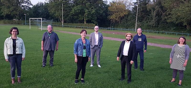 Der neue Vorstand des Kreisverband Schweinfurt
